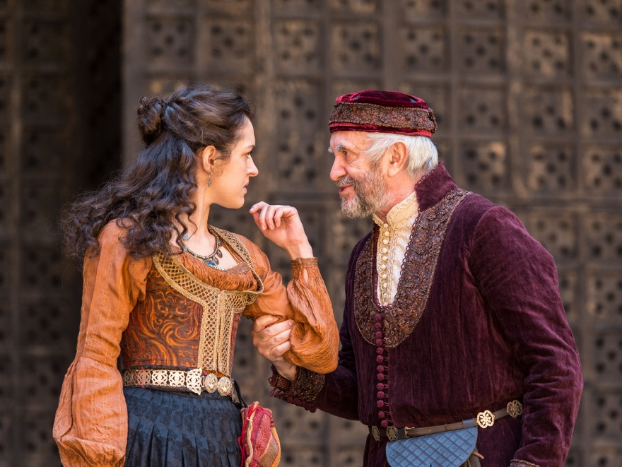 """a portrayal of an evil jew in the character of shylock in the merchant of venice by william shakespe There are a number of reasons why """"merchant of venice"""" remains problematic and disturbing, several centuries after william shakespeare portrayal shylock."""