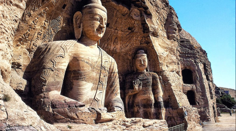 The Silk Road gem: Buddhist Art at Dunhuang