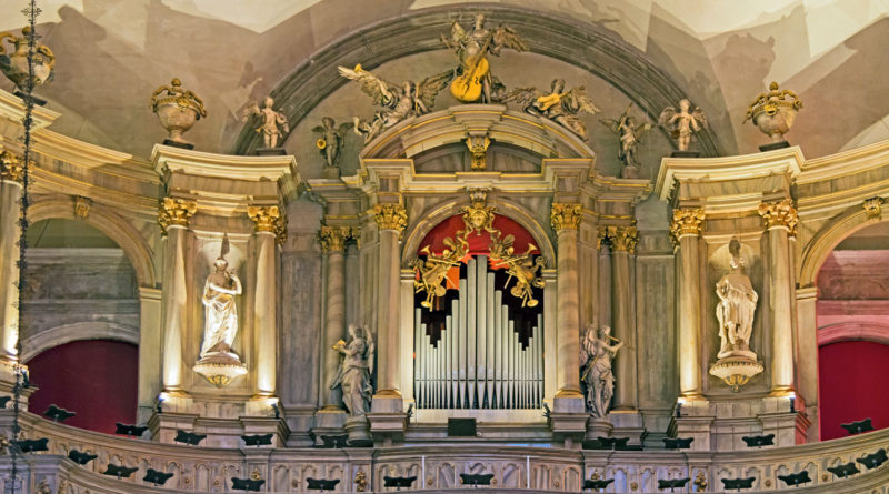 9th Gaetano Callido International Organ Festival